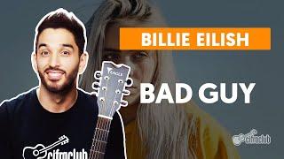 videoclase BAD GUY (aula de violão completa)