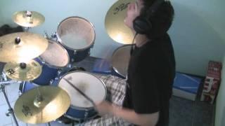 Tekken 5 - Sparking (Drums)