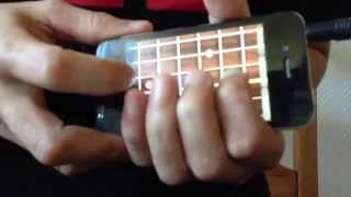 iPhone Pocket Guitar: Metallica - Nothing else matters (sol