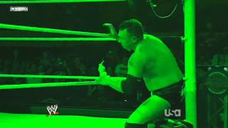 WWE - Cole with Triple H's Theme Song 25 July [720p HD]