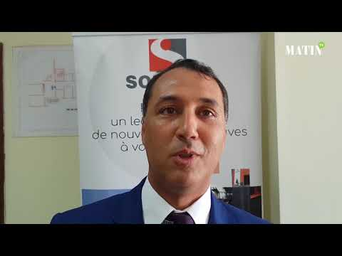 Video : Sonasid : Visite du Site de Jorf Lasfar