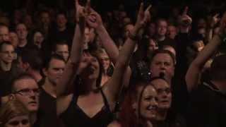 FUNKER VOGT - Fabrik - live @ 3. Darkflower Live Night