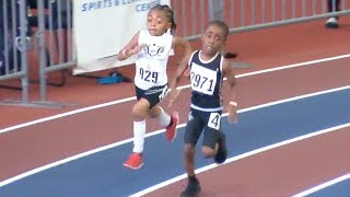 This 5-Year-Old 200m Is Everything Great About Track