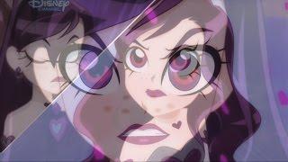 Evil Iris (Lolirock) - Little me