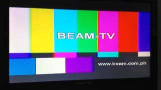 BEAM TV 31 - Testcard