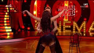 DWTS 6: Στο θρυλικό Moulin Rouge μας πήγε η Κορινθίου