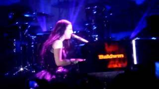 Evanescence Live in Offenbach 17.11.11 - Lost In Paradise