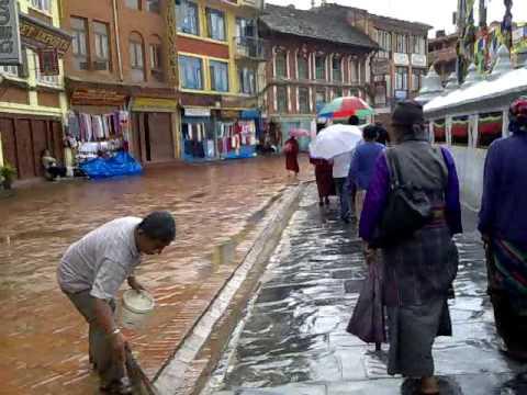 Nepal – Kathmandu – Boudhanath 2