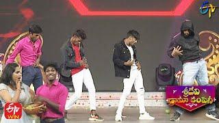 Jittu Master Dance Performance | Sridevi Drama Company | Rangu Paduddhi  | 28th March 2021 | ETV