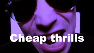 Sia - cheap thrills rock cover