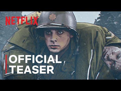 The Liberator   Teaser Trailer   Netflix