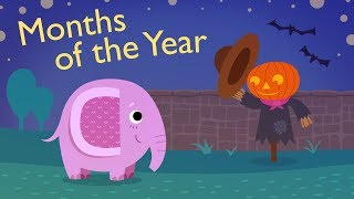 Months of the Year | Song
