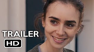 To the Bone Official Trailer #1 (2017) Lily Collins, Keanu Reeves Netflix Drama Movie HD