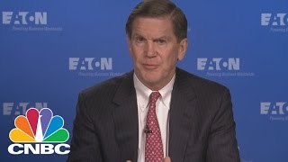 Eaton Corp CEO Sandy Cutler: Industrial Innovation | Mad Money | CNBC