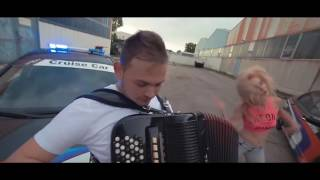 Mihajlo Harmonika - Fiesta Balkanika & DJ. Risto ( OFFICIAL VIDEO ) 2016