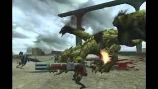 [MHFO]Monster Hunter Frontier Online-獵靈屠龍團招生PV