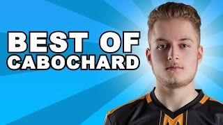 Best of Cabochard | The Rising Toplaner