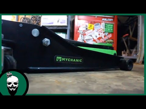 video thumbnail The Bearded Jeeper Reviews the MYCHANIC 3T Low Profile Floor Jack