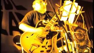 AZUL PEZADO - HUYE (en vivo) - rock hippie paria heavy blues