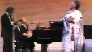 Alain Marion & Jessye Norman Ravel La Flûte Enchantée - Shéhérazade