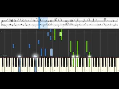Comment jouer THE SOUND OF SILENCE au piano