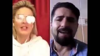 İngiliz şarkıcı Anne Marie İle Cizreli Mehmet Ali Şahin düet