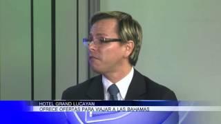 Hotel Grand Lucayan ofrece ofertas para viajar a las Bahamas