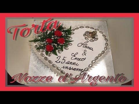 Cake Design Come Decorare Una Torta Per Nozze D Argento Guide Di