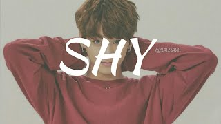 Jungkook - Shy [fmv]