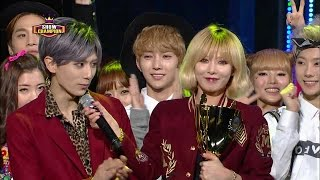 【TVPP】Trouble Maker - Winner Interview + Encore, 트러블 메이커 - 1위 수상 소감 + 앵콜 @ Show Champion Live