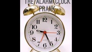 ALARM CLOCK 🕒 PRANK😜🕟 NO SLEEP FOR TROY !😂