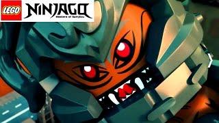 Лего �индз�го ВЛ�СТЬ ВРЕМЕ�И �кроник� и Крук�, �лые коммандеры армии змей LEGO NINJAGO