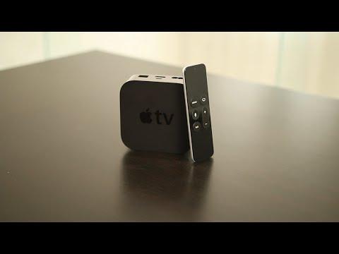 Apple TV 4th Generation مراجعة جهاز