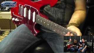 Ibanez Fireman Guitar Review (does not contain actual Firemen) width=