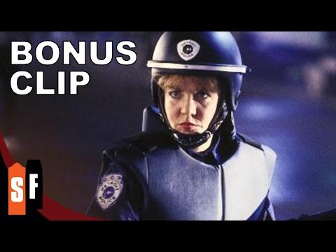 Robocop 2 (1990) - Bonus Clip 2: Nancy Allen On Playing Officer Lewis (HD)