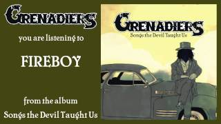GRENADIERS - Fireboy (OFFICIAL AUDIO)