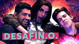 Pabllo Vittar, Dilsinho e MrPoladoful fazem paródia de K.O. | Só Pra Parodiar