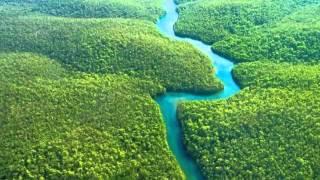 En el rio de Tailandia