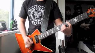 Motörhead - Ace of Spades guitar cover [HQ]