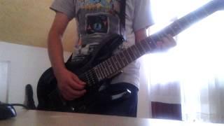 maNga-Tek Yön Seçtiğin Tüm Yollar(Guitar Cover)