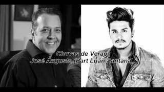 """Chuvas de Verão""   José Augusto Part Luan Santana"