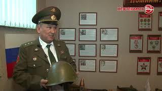 У дошколят появился свой музей воинской славы