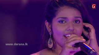 Sanda Ken Daharin - Amandhi Thathsarani @ Derana Dream Star S08 ( 29-09-2018 )