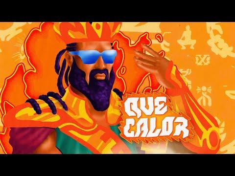 Major Lazer, J Balvin - Que Calor (Official Lyrics/ Letra) (feat. El Alfa)