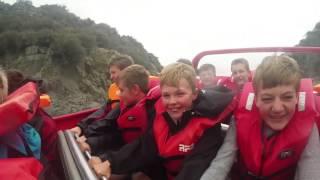 Jetboating & Soaking in Hanmer Springs
