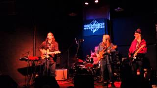 Lonesome Brothers at the Lou Reed Tribute Jan 9, 2014 (clip)