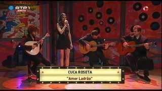 Cuca Roseta 'Amor Ladrão' - Nilton - 5 Para a Meia-Noite