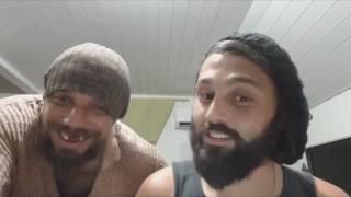 Malandramente   Mario Schwartzmann e Bluezão Feat  Nando Moura Clipe Não Official