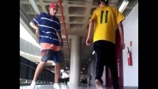Mc Lan - Senta No Pau Dos Quebrada (Vídeo Clipe) - Diferenciados Do Passinho ✌✌