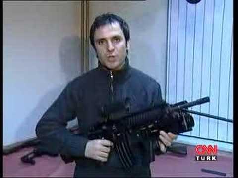 Türk askerine yerli Mehmetçik-1 tüfeği